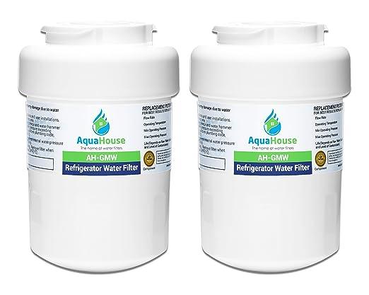 2x AquaHouse AH-GMW filtro de agua compatibles para General ...