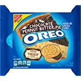 Oreo Chocolate Peanut Butter Pie Sandwich Cookies, 12.2 Ounce