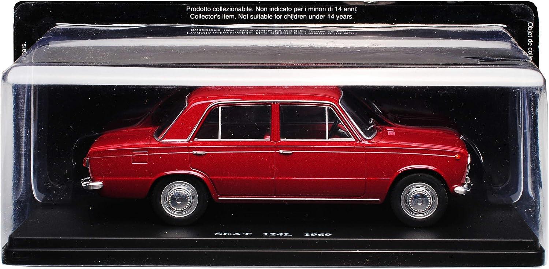 Alles Meine De Gmbh Seat 124 L Limousine Rot Braun 1966 1985 Baugleich Mit Fiat 124l Mit Sockel 1 24 Modellcarsonline Modell Auto Mit Individiuellem Wunschkennzeichen Spielzeug
