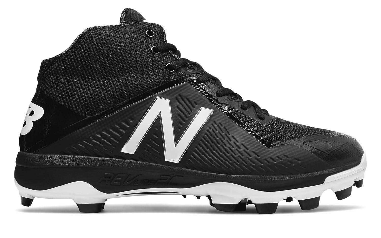 (ニューバランス) New Balance 靴シューズ メンズ野球 Mid-Cut TPU 4040v4 Black ブラック US 13 (31cm) B074Z559XB