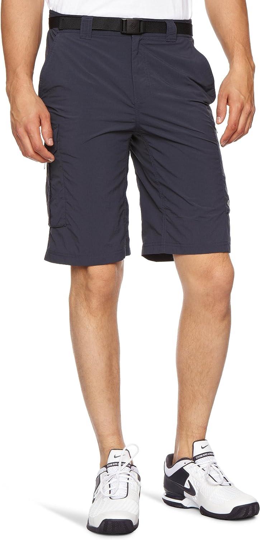 TALLA 38. Columbia Men's Silver Ridge Cargo Shorts, Pantalones cortos para hombre