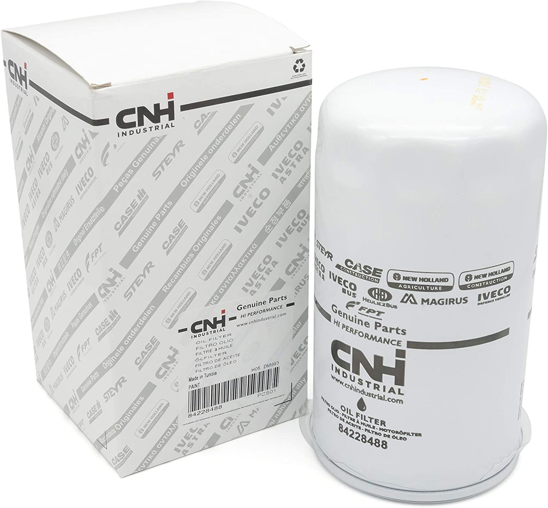 Cnh 84228488 Ölfilter Für New Holland Traktoren Auto