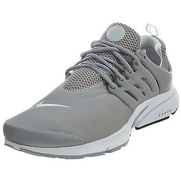 Nike Herren Air Presto Essential Grau Textil/Synthetik Sneaker ...