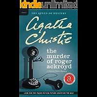 The Murder of Roger Ackroyd: A Hercule Poirot Mystery (Hercule Poirot series Book 4) book cover