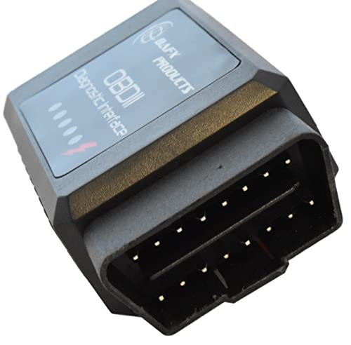 BAFX Products is a Bluetooth Diagnostic OBD II scanner that allows you perform many basic features