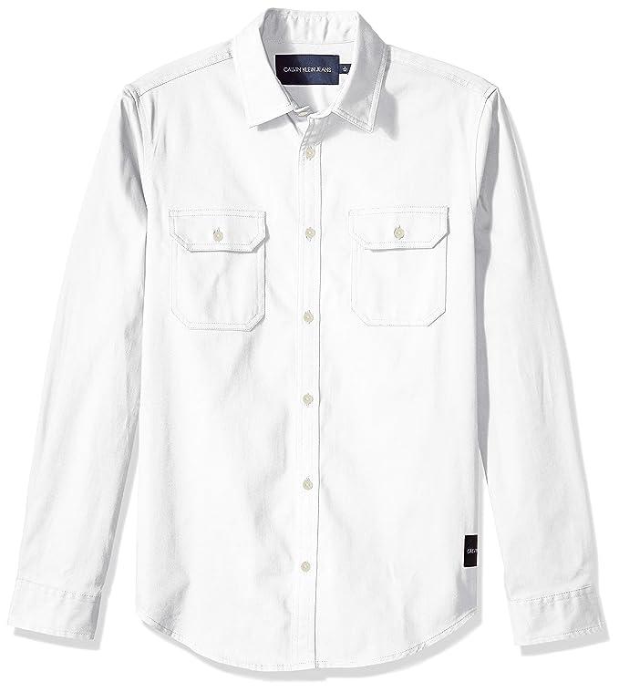 Calvin Klein Utility 男士衬衫