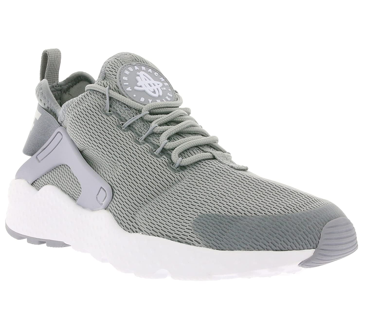 best cheap 9e510 2ce6f NIKE Womens Air Huarache Run Ultra Running Trainers 819151 Sneakers Shoes (Stealth  White 003)  Amazon.co.uk  Shoes   Bags