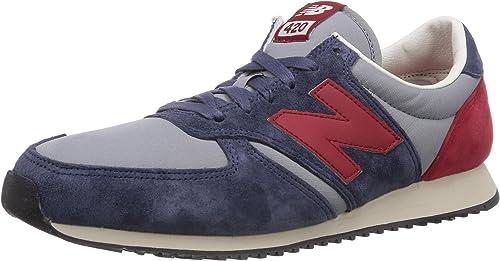 New Balance U420prbr, Chaussures Mixte