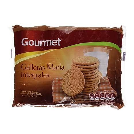 Gourmet Galletas María Integrales - 800 g: Amazon.es: Amazon ...