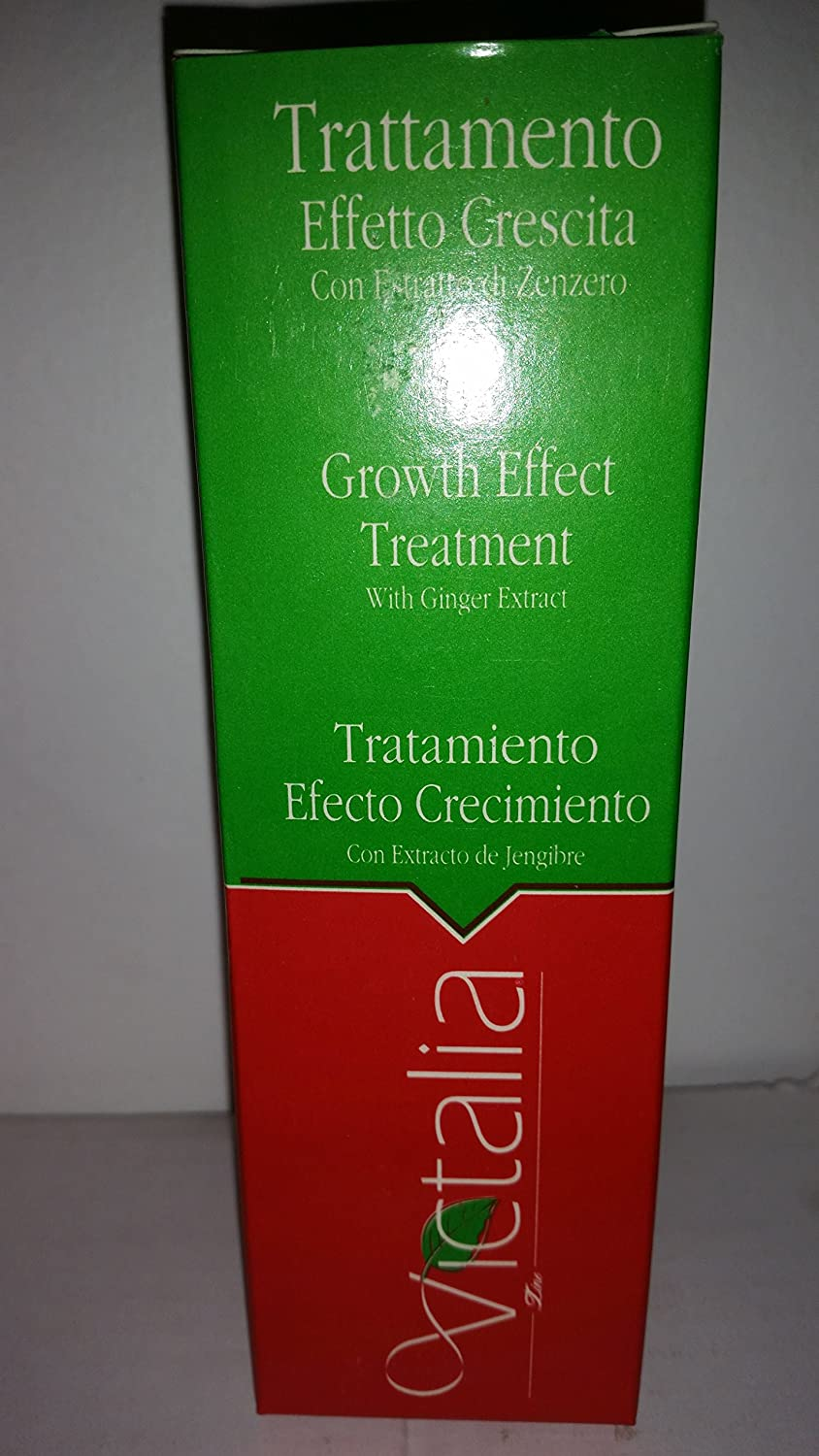 Amazon.com: Victalia Growth Effect Treatment with Ginger Extract 4.22oz: Beauty