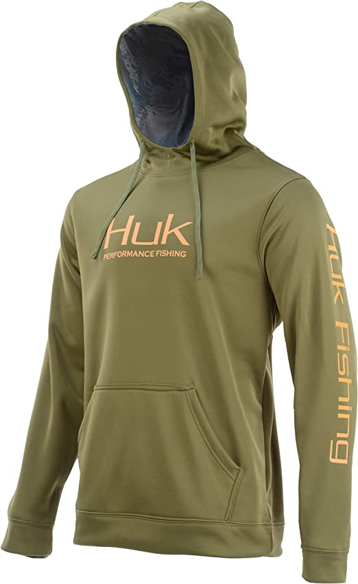 Huk Men's Performance Hoodie Pullover