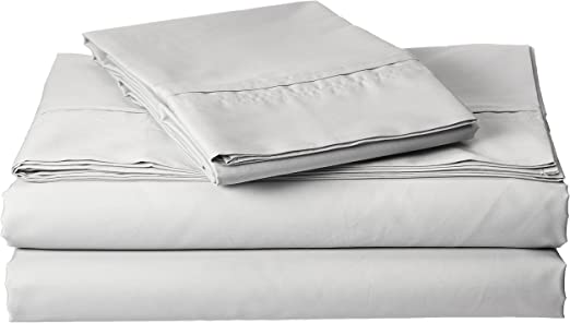 400 Thread Count Organic Cotton Percale Sheet Set Bed Sheets