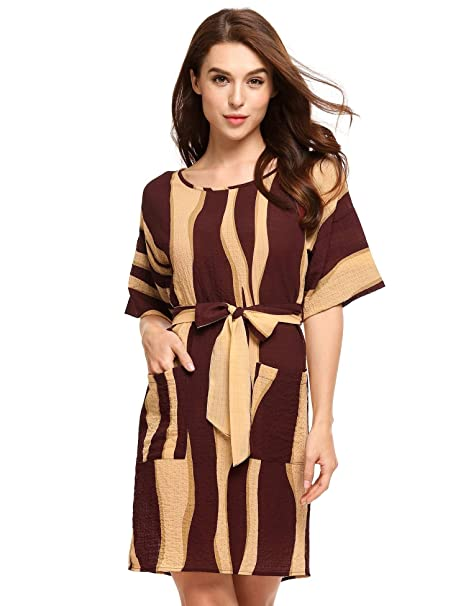 Faneo Office Dresses For Women Plus Size For Women Casual Dresses
