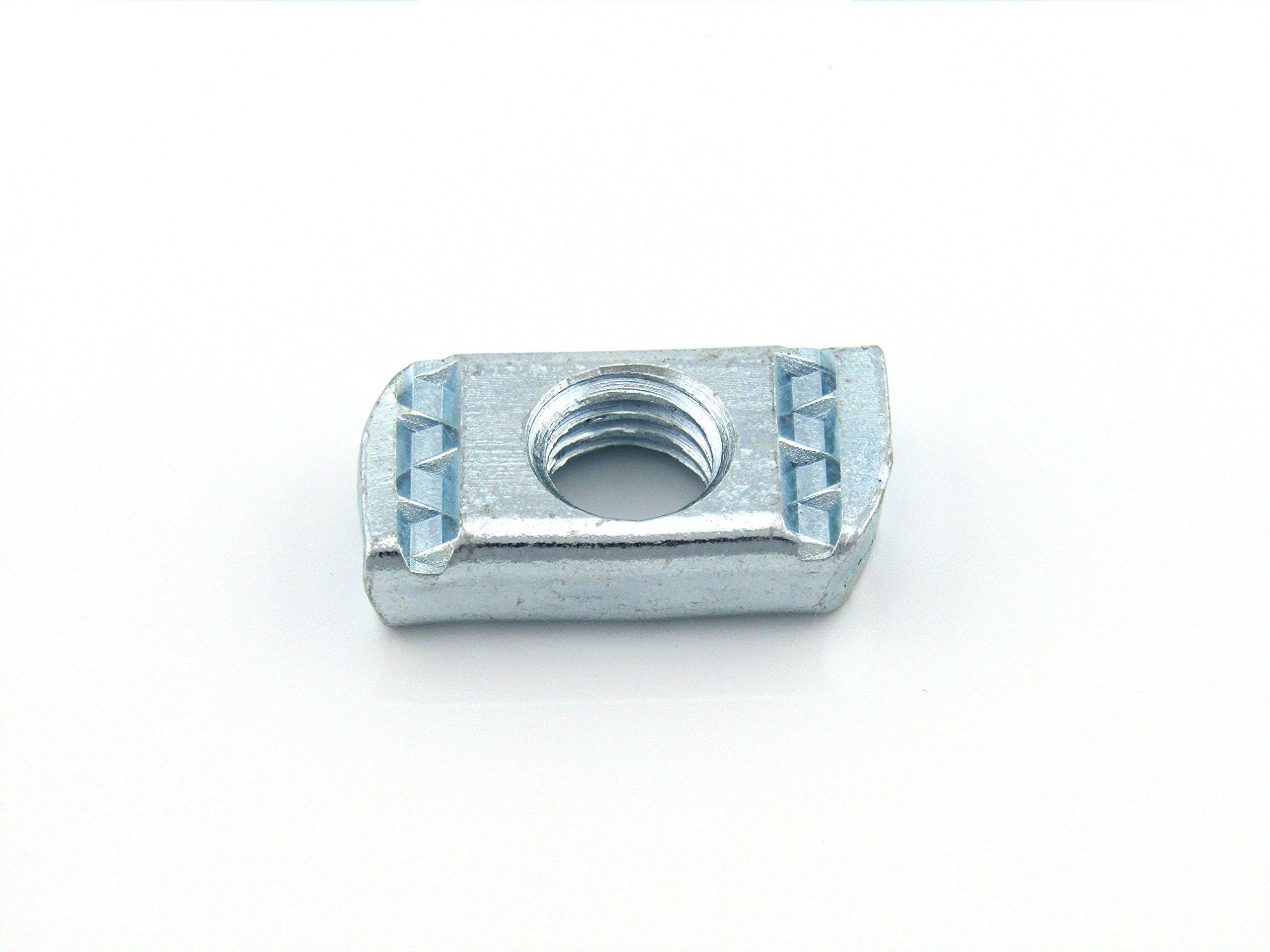 1/2-13X3/8 Thick, No Spring Nut (100 per box)