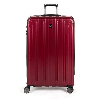 Amazon.com | Delsey Luggage Helium Titanium 29 Inch EXP Spinner ...