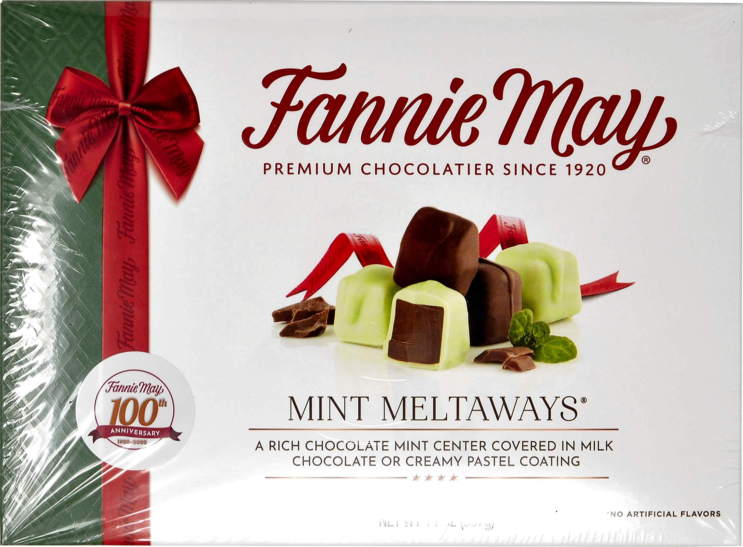 When Will Mint Meltaways Be Available For Christmas 2021? Fannie May Chocolate Candy Mint Meltaways 14oz Buy Online In India At Desertcart In Productid 47511745