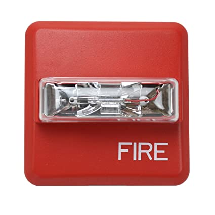 Siemens Zr-Mc-R 500-636169 Red Wall Mount Fire Alarm Signal ...