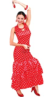 Atosa-8514 Disfraz Flamenco M-L, color rojo, (8514): Amazon.es ...
