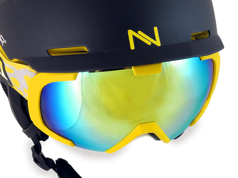 Talla /única Gafas de esqu/í y Snowboard NAVIGATOR RHO Unisex