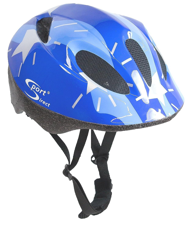 Sport Direct Casque vélo enfant, 11 ouies d aération, bleu  48-52 cm   6SyCg1508879  - €13.56 cb1dd121942b