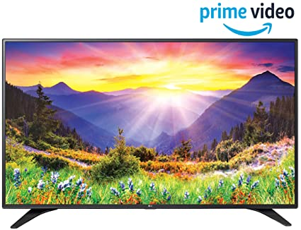 LG 124 5 cm (49 Inches) Full HD IPS LED Smart TV 49LH600T (Black) (2016  model)