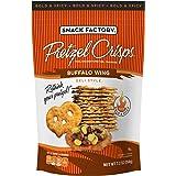 Snack Factory Pretzel Crisps, Buffalo Wing, 7.2 Oz Bag