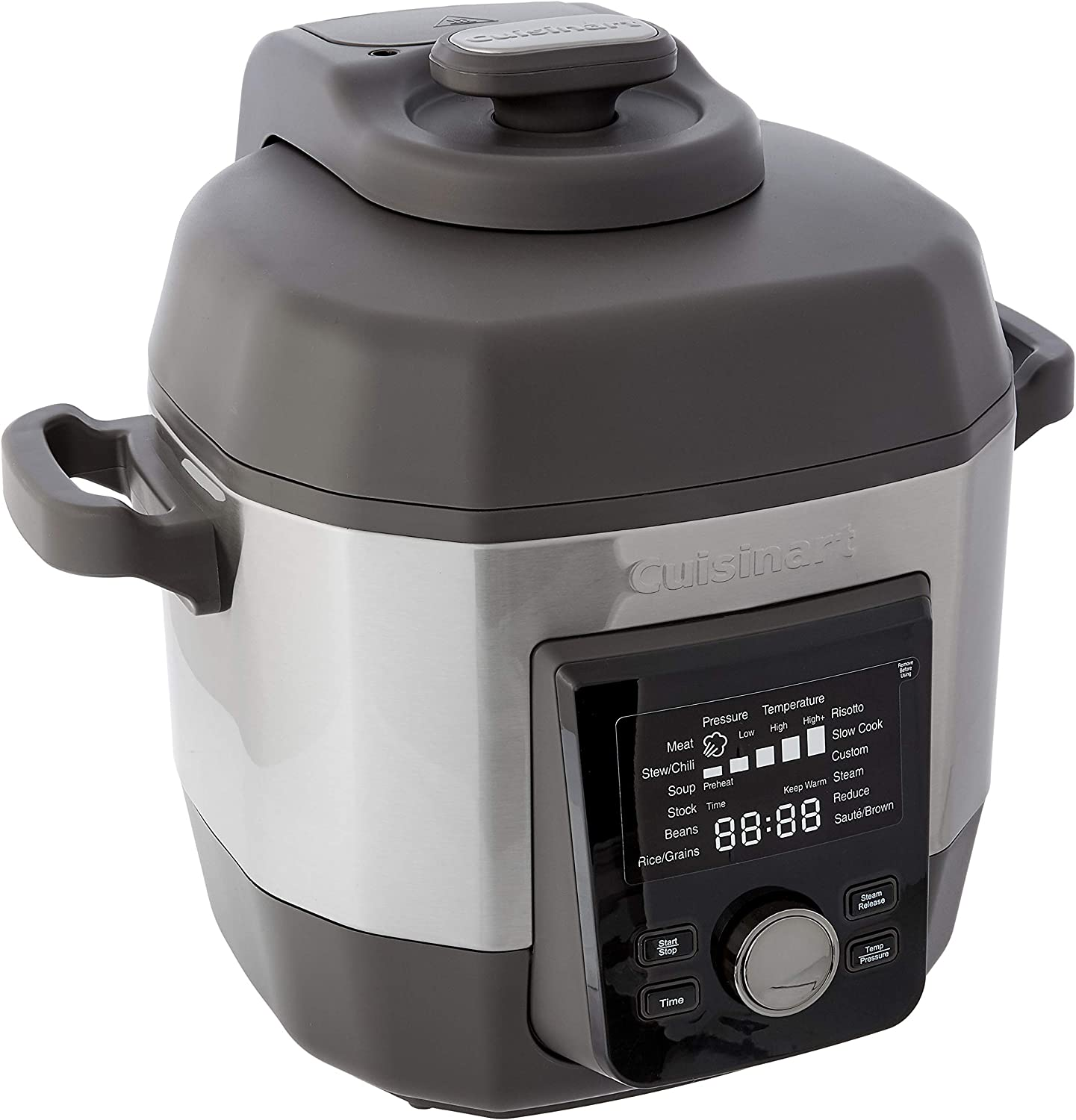 Cuisinart CPC-900 6-Quart High Multicooker Pressure Cooker