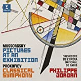 Mussorgsky: Pictures at an Exhibition, Prokofiev: Symphonie No. 1