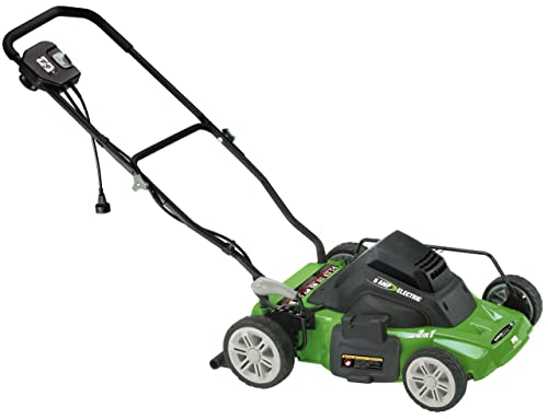 Earthwise 14-Inch 8-Amp Side Discharge/Mulching Corded Electric Lawn Mower, Model 50214Earthwise 14-Inch 8-Amp Side Discharge/Mulching Corded Electric Lawn Mower, Model 50214