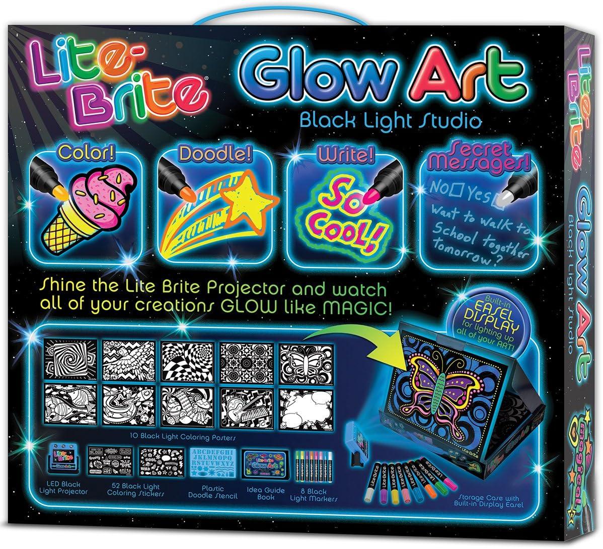 Kahootz Lite Brite Magic Art Studio: Amazon.es: Juguetes y juegos
