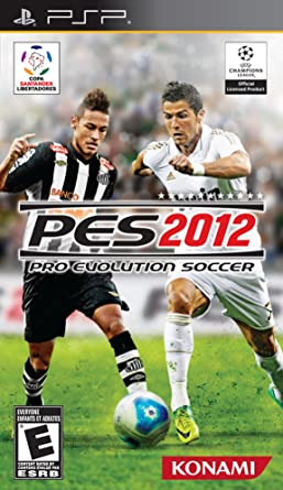 4e7dea854ad19 Image Unavailable. Image not available for. Colour  Pro Evolution Soccer  2012 (PSP)