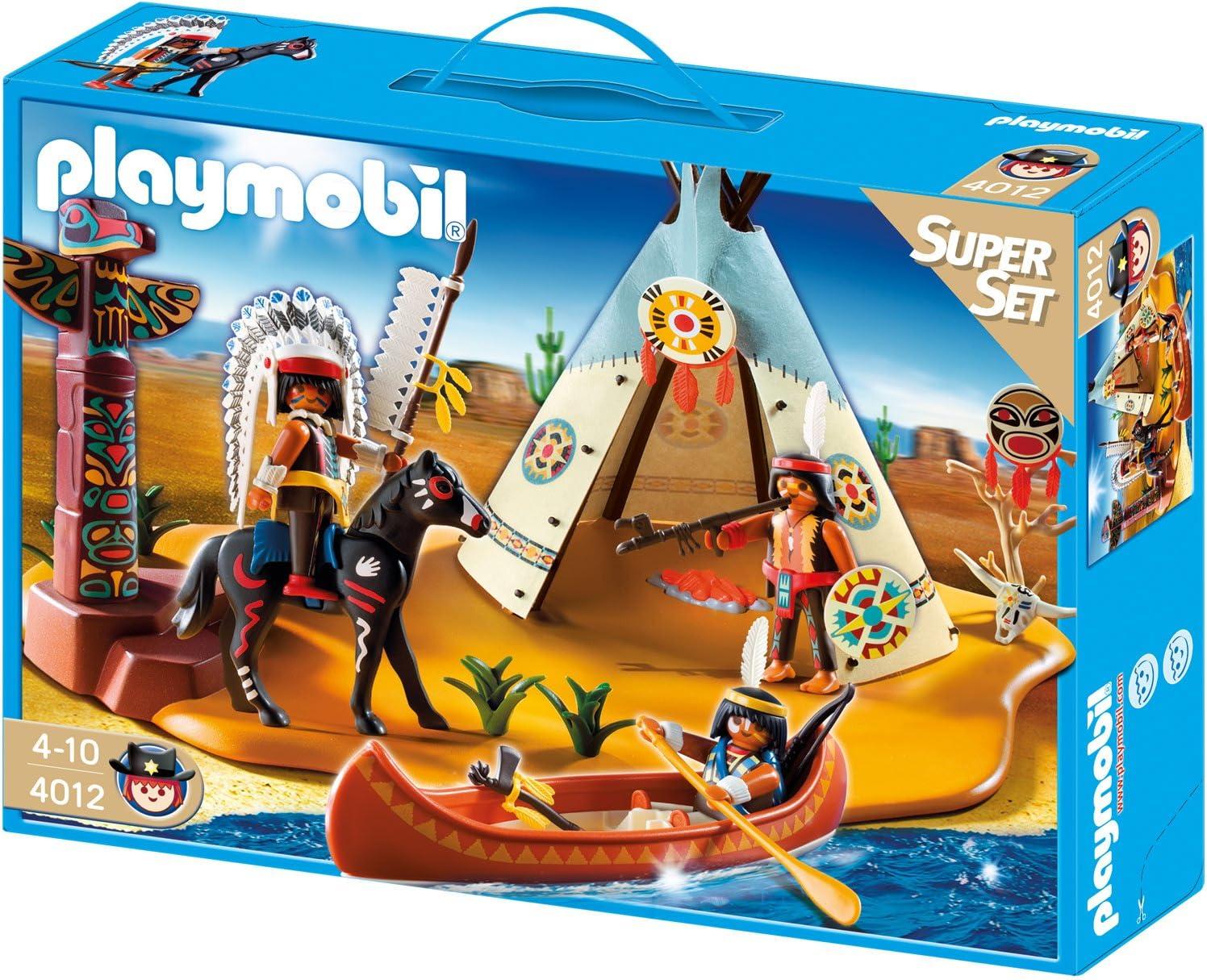 Playmobil Indianer Zelt, Spielzeug günstig gebraucht kaufen