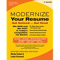 Image for Modernize Your Resume: Get Noticed...Get Hired (Modernize Your Career)