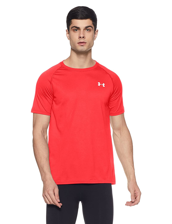 【格安saleスタート】 [アンダーアーマー] トレーニング/Tシャツ B00783KUCU テックTシャツ XL 1228539 メンズ 1228539 B00783KUCU RED/WHT 日本 XL (日本サイズXL相当) 日本 XL (日本サイズXL相当)|RED/WHT, ミリタリーサープラス レプティル:5cc77e9e --- arianechie.dominiotemporario.com