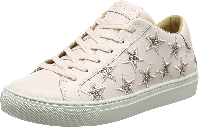 skechers street glitter star trainers