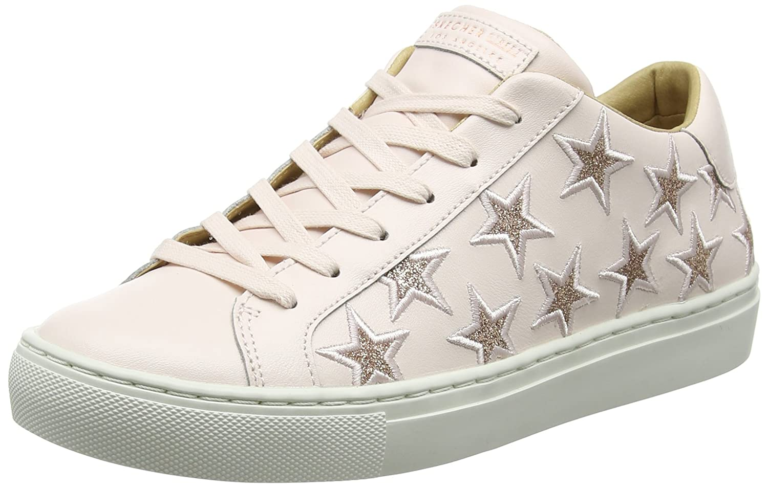 Skechers Damen Street-Star Side Embroid Turnschuhe