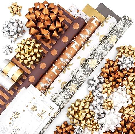 Tubicu 500pcs Vintage Blank Kraft Paper Label Circle Handmade Sealing Sticker for Gift Packaging Tags DIY