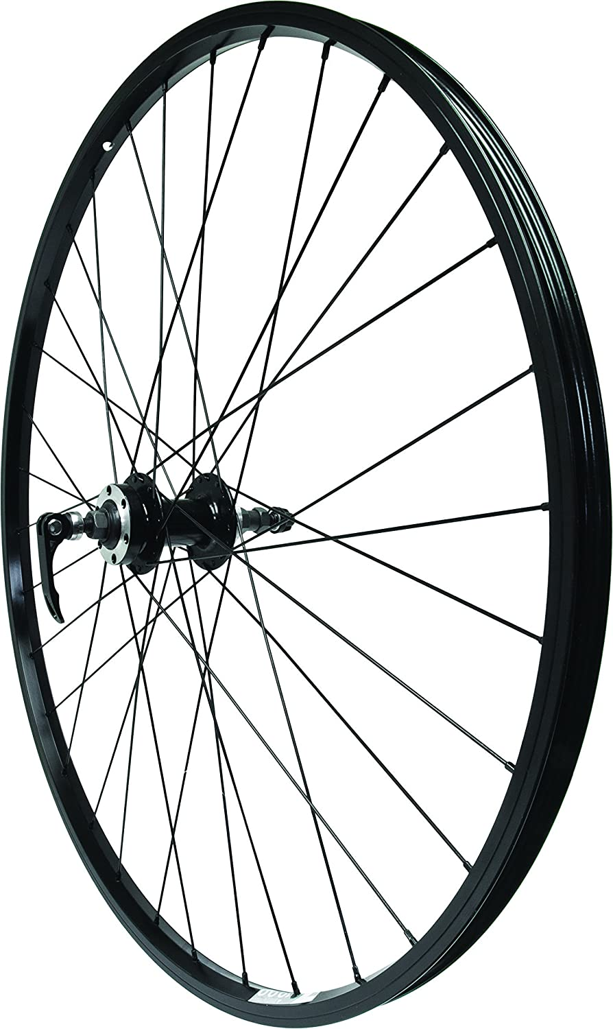 Wheel Al 26 Fwheel Alex Z1000 Qr 6-Bolt Black