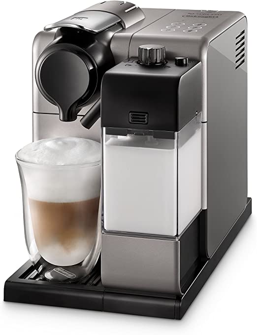 Amazon.com: DeLonghi EN550S Lattissima Touch Nespresso ...