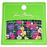 Vera Bradley Hair Elastics in Wildflower Garden