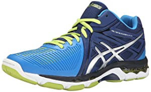 ASICS Men's GEL-Netburner Ballistic MT Review