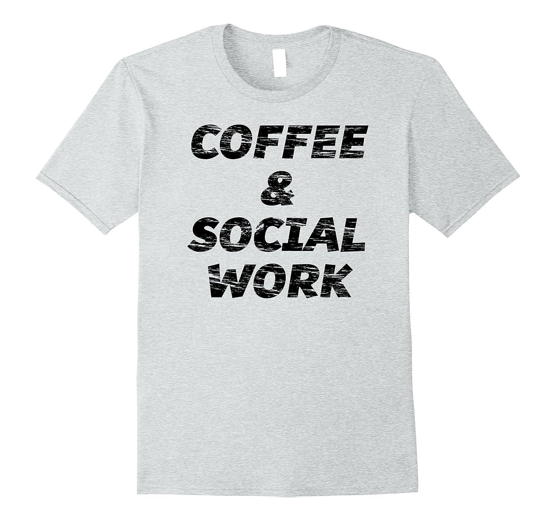 Lavoro Sociale Maglietta Sveglia gwM0PciD