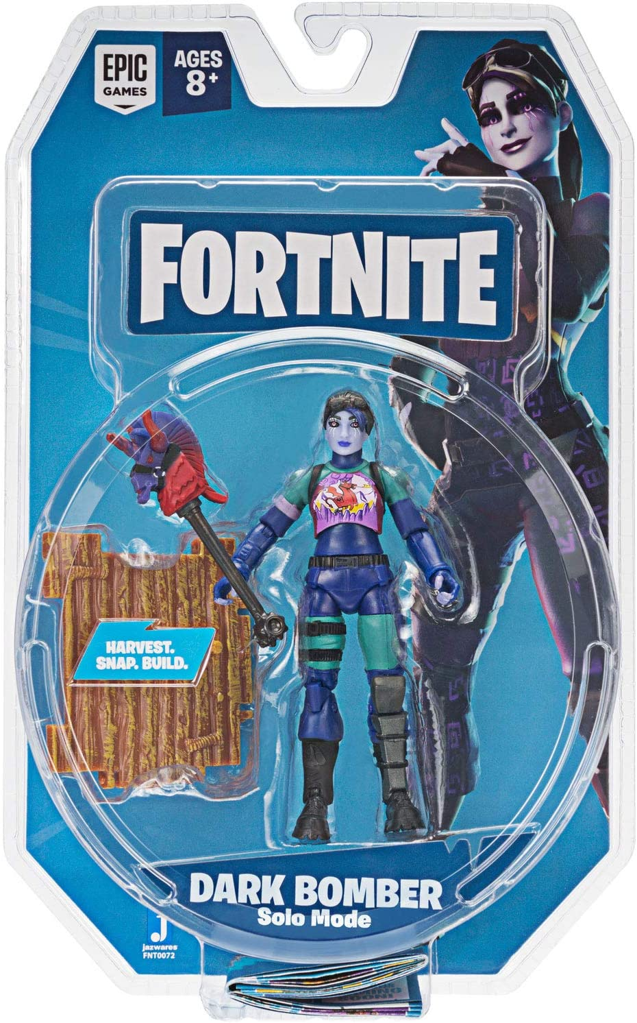 New in box! Epic Games Fortnite Battle Royale Collectible Figurines-YOUR CHOICE