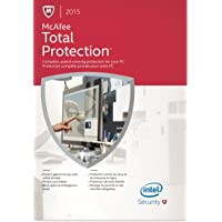 McAfee Total Protection 2015, 3PC