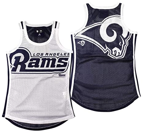 Amazon.com   Los Angeles Rams Women s Opening Day 2 Tank Top XXL ... 40c02f9f62