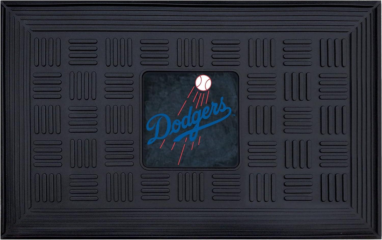 Fanmats 10879 MLB Los Angeles Dodgers Vinyl Heavy Duty Cargo Mat