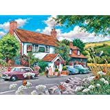 """Big 500 Piece Jigsaw Puzzle - Travellers Rest """"NEW JULY 2015"""""""