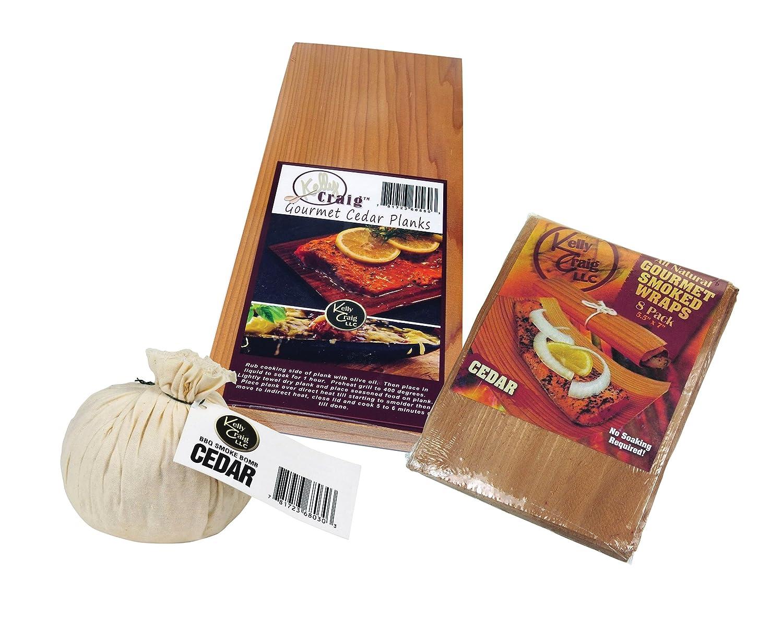 Kelly Craig BUN00507 Harold Import Co Smoking Grill Set