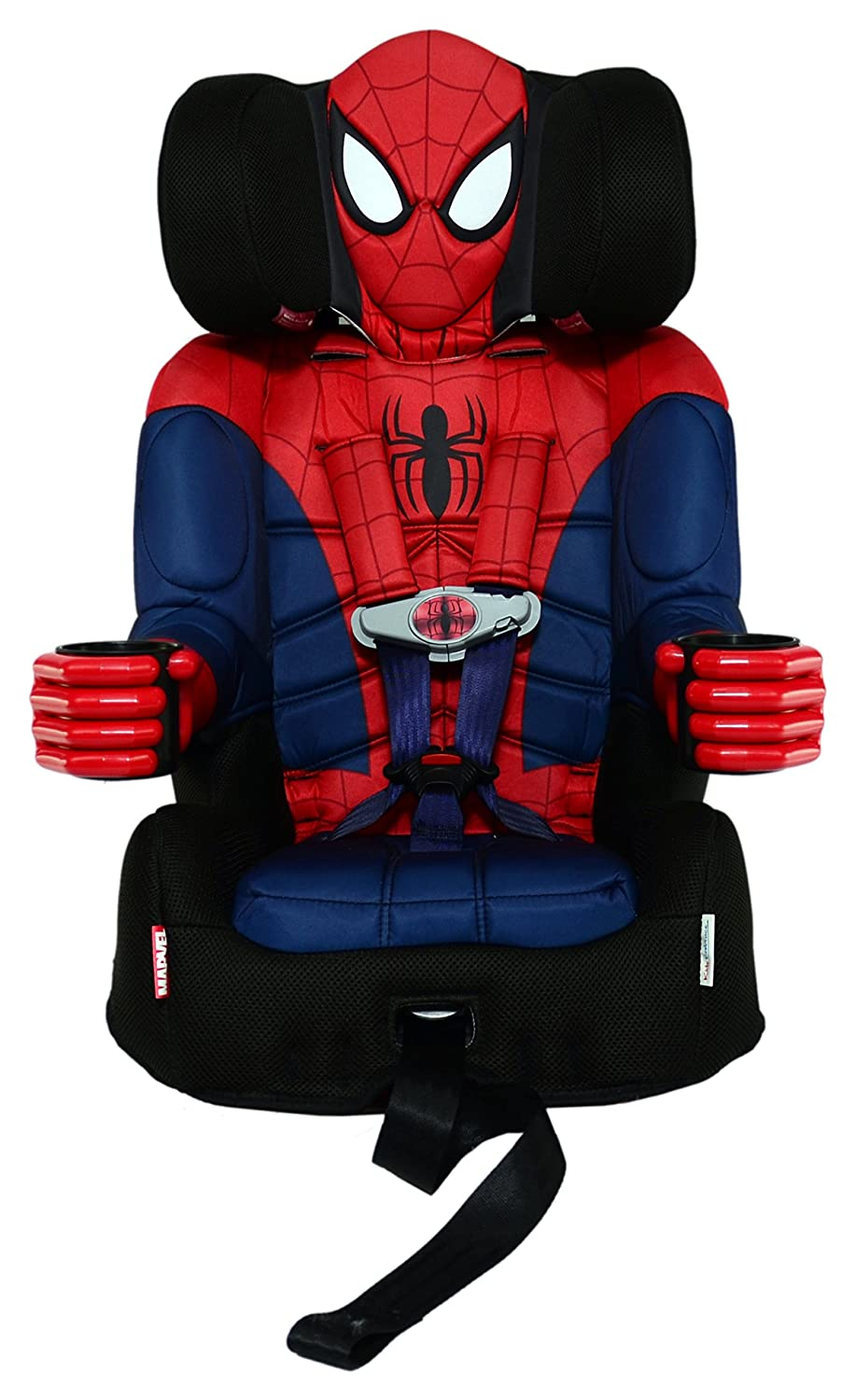 KidsEmbrace Friendship Combination Booster, Ultimate Spiderman, Blue/Red 30.01.SPD