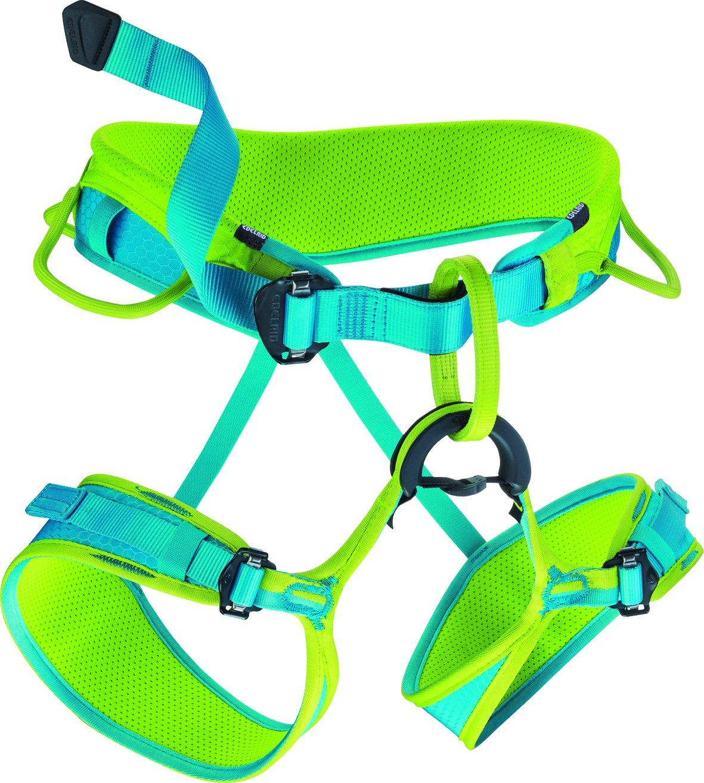 EDELRID - Jayne II Women's Climbing Harness, Oasis/Icemint, Large by EDELRID